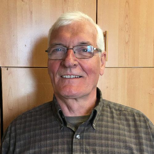 Dave Ross, Facilities Coordinator